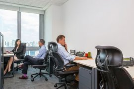 Office for rent in Raffles Place, District 01