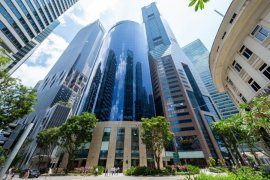 Office for rent in Cecil Street, Central near MRT Raffles Place