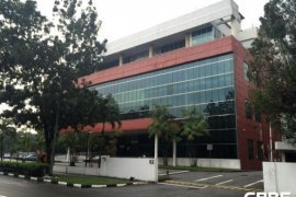 Commercial for sale in Sungei Kadut Loop, District 25