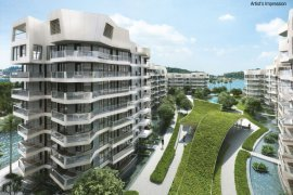3 Bedroom Condo for sale in Corals at Keppel Bay, Keppel Bay Drive, Central
